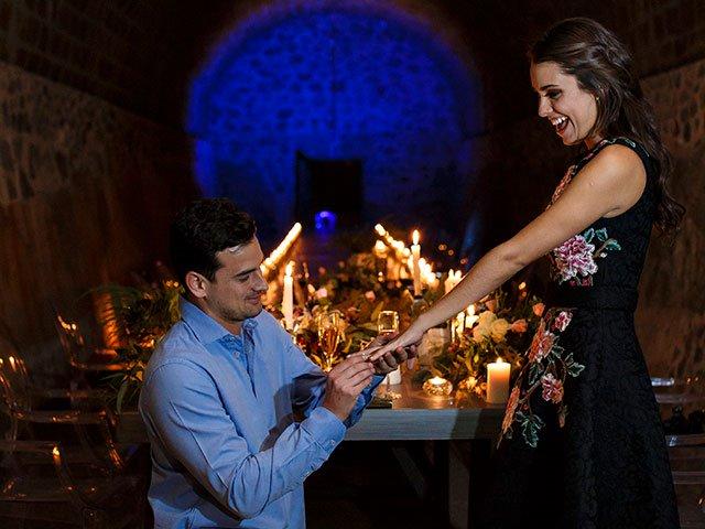 Propuesta matrimonial 2
